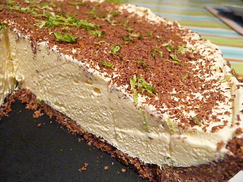 Nigella's Chocolate Key Lime Pie
