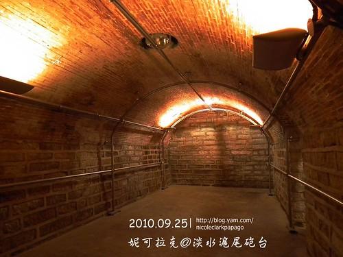 淡水滬尾砲台20100925-013
