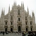 duomo on a rainy day