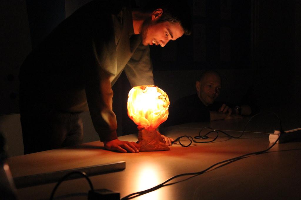 Lampendesign kunstschule wandsbek kommunikationsdesign for Produktdesign bremen