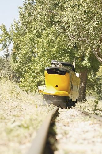 train ride- derailed