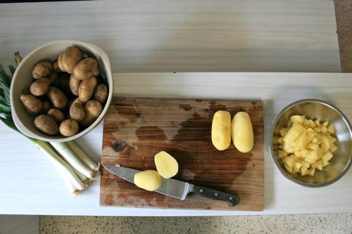 potato & leek