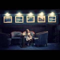 the pout (Ąиđч) Tags: light portrait andy night dark andrea daughter artificial andrew luci ritratto notte scuro artificiali benedetti figlia ąиđч