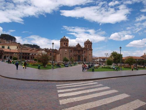 Plaza de Armas - Catedral (1)
