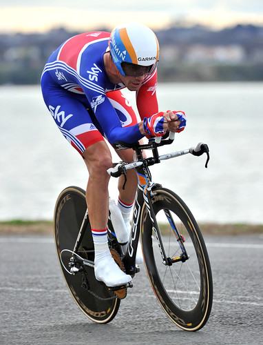 David Millar - World Championships, time trial