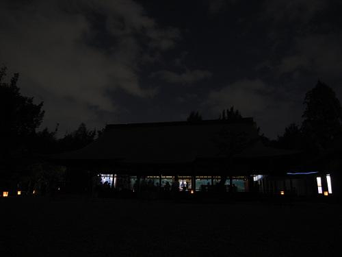 唐招提寺(観月讃仏会)@西ノ京-09