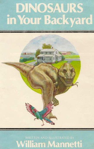 _Dinosaurs in Your Backyard_ front cover