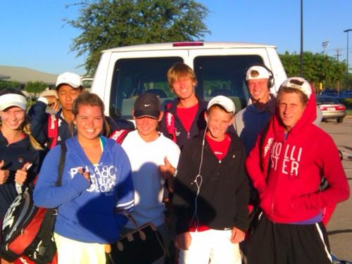 ITF team