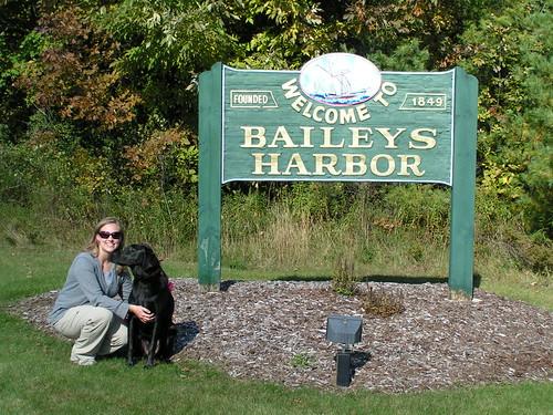 Bailey in Baileys Harbor