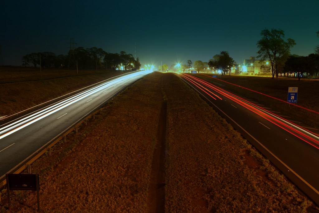Catherine Bird Tags Longexposure Sky Cars Colors Lights Paisagem Araraquara Longaexposio Rodovia Rodoviawashingtonlus