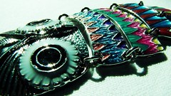 Radiace In A Little Owl (Christii Smiles) Tags: animals necklace owl jewlery shining tilly tillys
