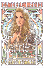 Carrie Underwood San Diego Sports Arena Limited Edition Poster Art (Mel Marcelo) Tags: fashion hair poster concert vectorart artnouveau adobeillustrator carrieunderwood countrysinger spotcolors melito melmarcelo
