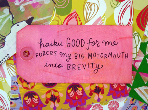 haiku-motormouth