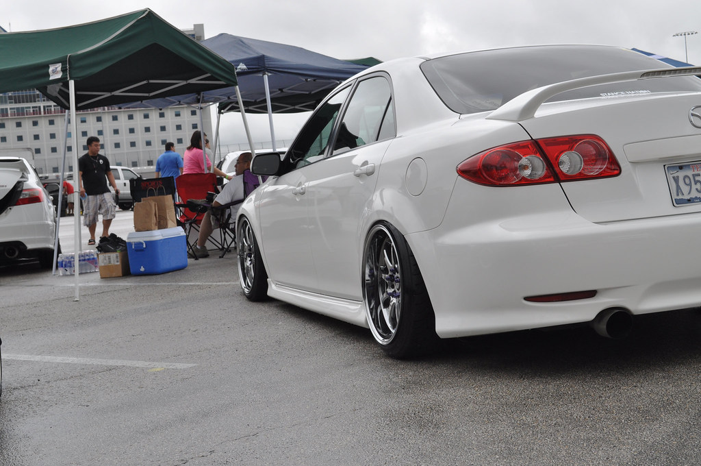 Mazda 6 At Stance Nation
