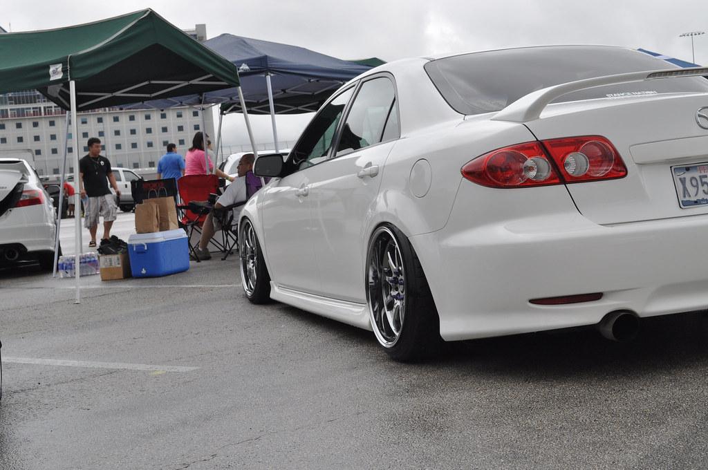 Mazda 6 At Stance Nation