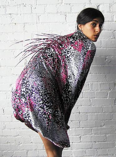 Porcupine Dress