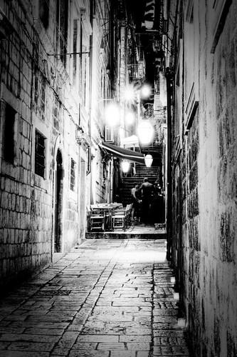 Old Town - Dubrovnik, Croatia
