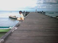 hello (marina situmorang) Tags: travel beach balikpapan