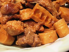 Măng Kho Thịt (Braised Pork with Bamboo Shoots)