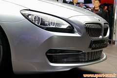 BMW concept 6 mondial automobile 5