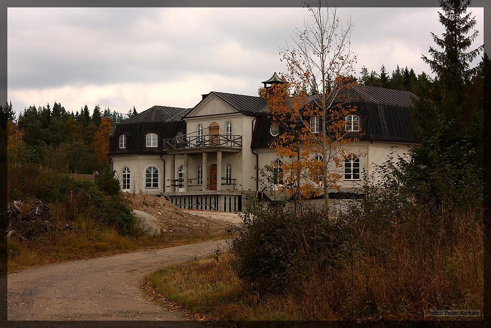 Persbo Slott, Ludvika