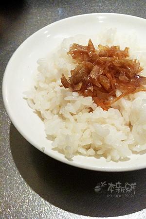 鵝油香蔥飯