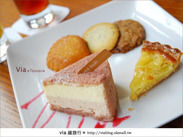 【台中】富林園洋菓子~夢幻童話建築及蛋糕的美妙結合41