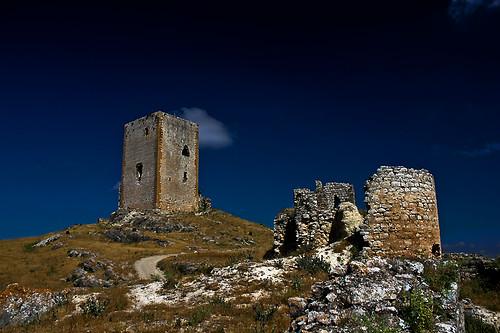 Entre las ruinas
