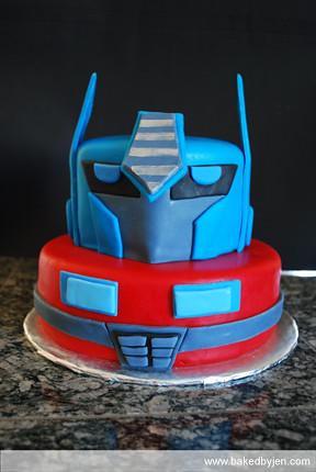 optimus prime - front