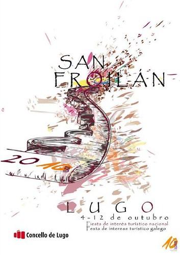 Lugo - San Froilán 2010 - cartel