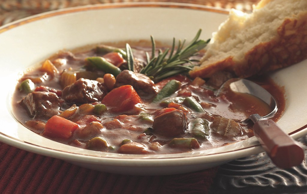 Slow Cooker Italian Beef Stew