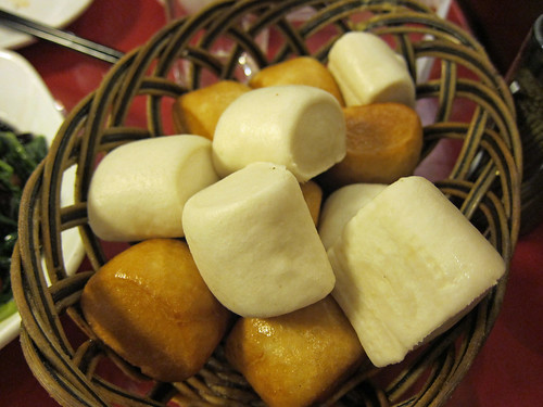 Steamed and Fried Mantou