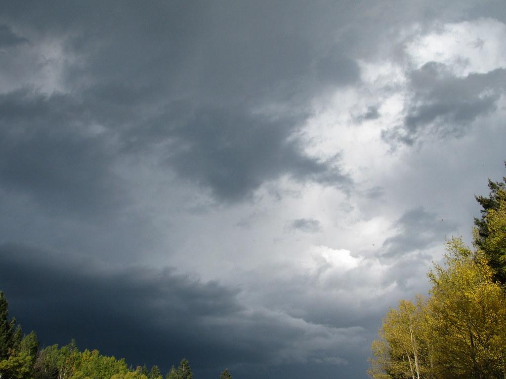 Karr Canyon Storm