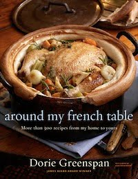 Around My French Table cover pic