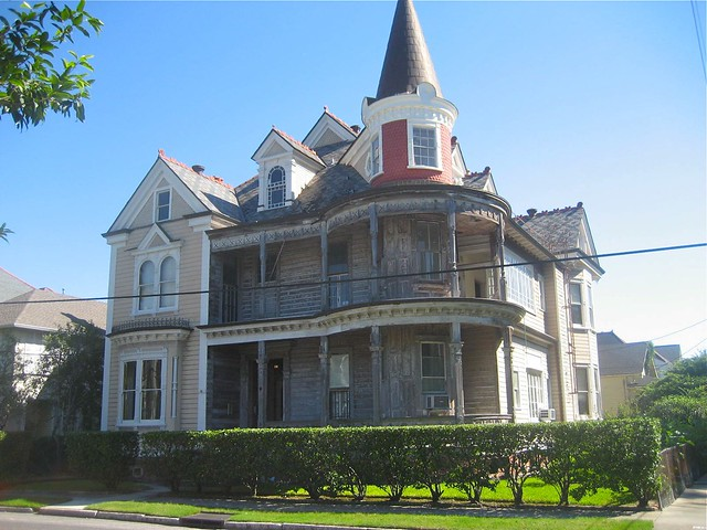 Garden District Victorian, New Orleans - Renovation