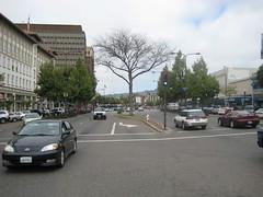Traffic on Shattuck 1 (amlz) Tags: berkeley traffic shattuck vnad