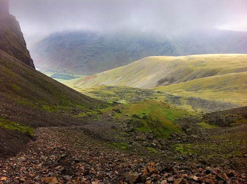 Down to Wasdale