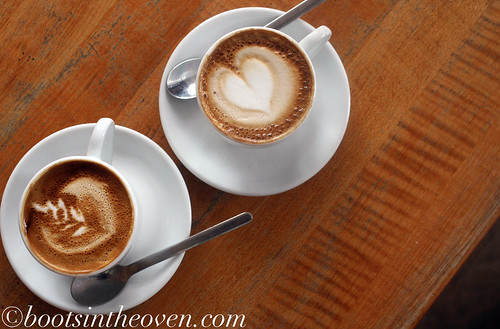Coffee to get out the door with