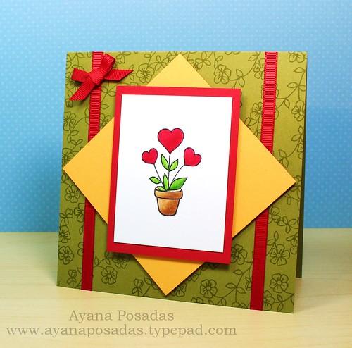 Heart Flowers (2)