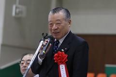 多田正見江戸川区長
