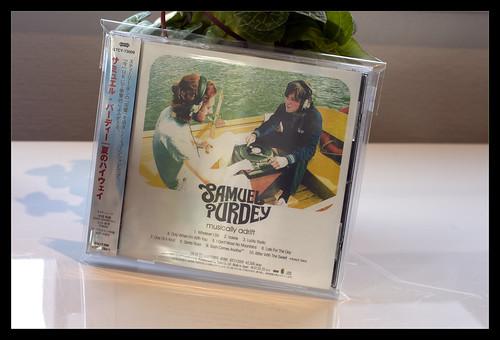 Samuel Purdey - Musically Adrift [QTCY-73009]