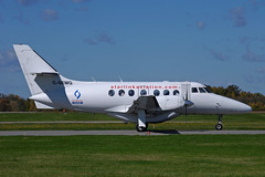 C-GEMQ (Steelhead 2010) Tags: jetstream bae j31 starlink yhm creg
