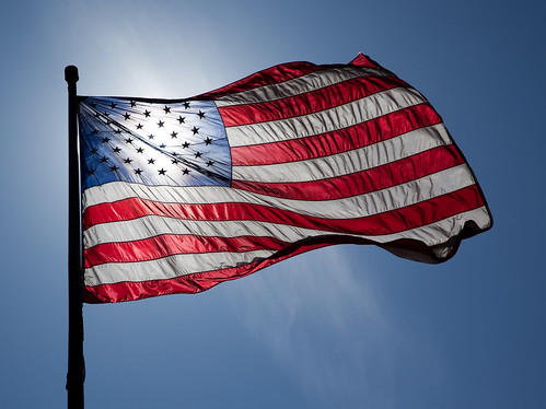 US Flag by jnn1776