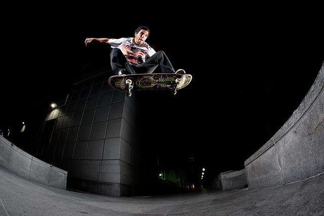 Mike Davis, Ollie, San Francisco, CA