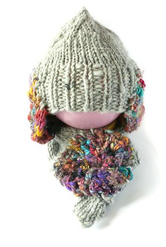 Eva hat & scarf