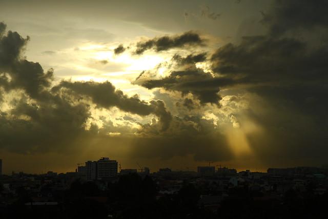 Manila Clouds