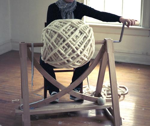 Urchin Yarn