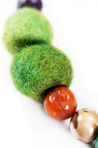 earth beads