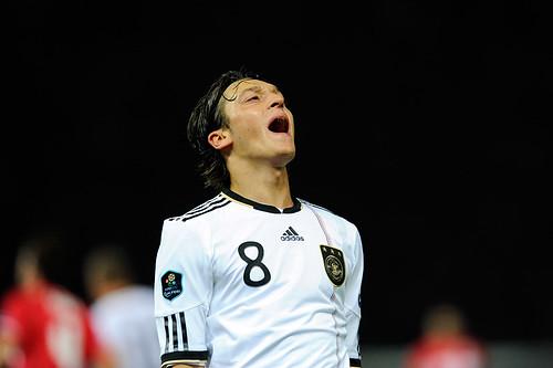 Mesut Özil Football Soccer World Cup