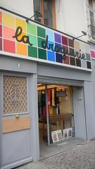 LYS in Paris (Creative Ceci) Tags: travel paris knitting yarnshop